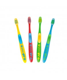 Brosses à dents pour enfants GLISTER™ Kids -  Paquet de 4
