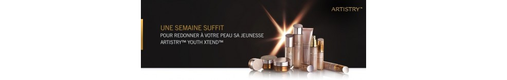 Soins anti-âge - Lignes ARTISTRY Youth Xtend™ / Supreme LX™