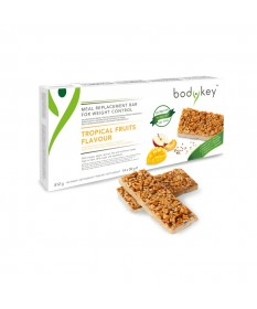 Barres substitut de repas bodykey by NUTRILITE™ - Goût fruits tropicaux
