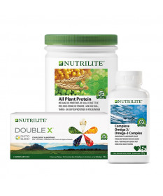 Trio fondamental NUTRILITE™ incluant DOUBLE X™ NUTRILITE™