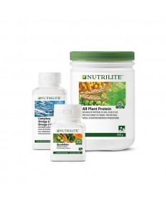 Trio fondamental NUTRILITE™ incluant Quotidien NUTRILITE™