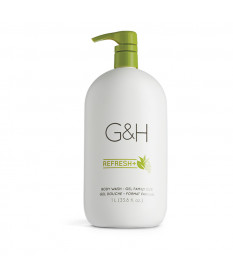 Gel douche G&H REFRESH+™ - 1 litre